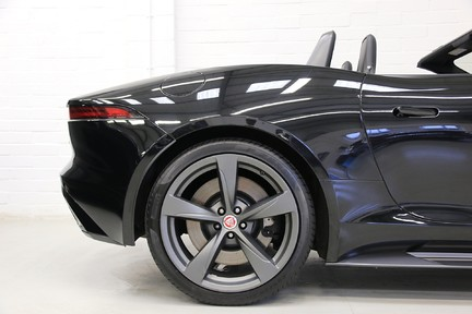 Jaguar F-Type V6 400 Sport - Low Mileage with Huge Specification 16