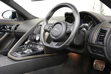 Jaguar F-Type V6 400 Sport - Low Mileage with Huge Specification 23