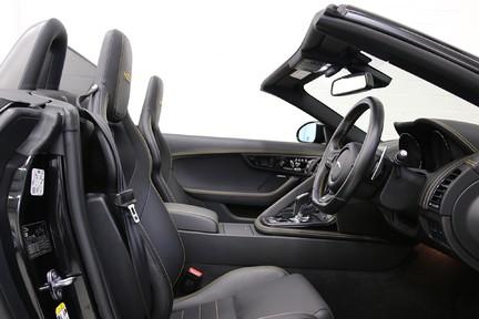 Jaguar F-Type V6 400 Sport - Low Mileage with Huge Specification 8
