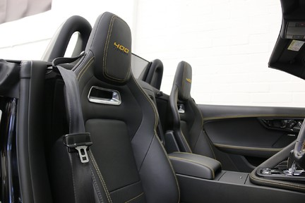 Jaguar F-Type V6 400 Sport - Low Mileage with Huge Specification 27