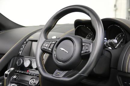 Jaguar F-Type V6 400 Sport - Low Mileage with Huge Specification 6