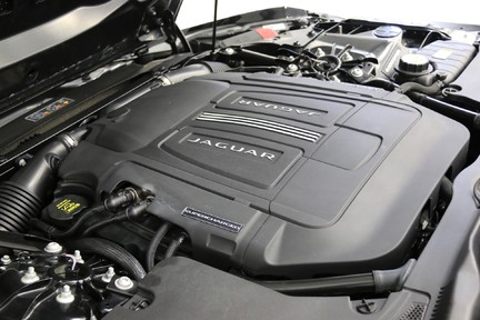 Jaguar F-Type V6 400 Sport - Low Mileage with Huge Specification 32