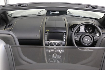 Jaguar F-Type V6 400 Sport - Low Mileage with Huge Specification 35