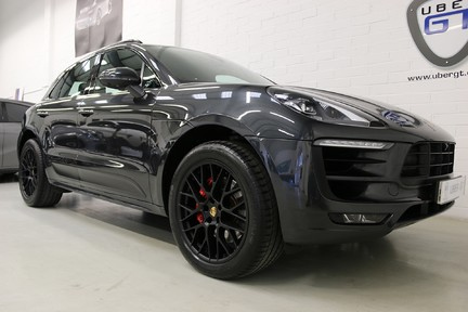 Porsche Macan GTS PDK with a High Specification and FPSH 2