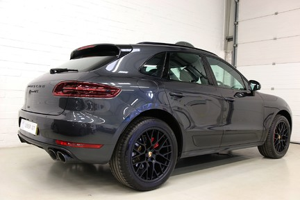 Porsche Macan GTS PDK with a High Specification and FPSH 5