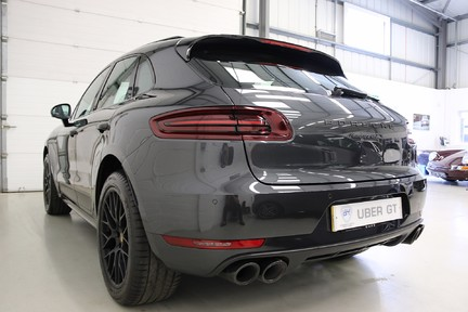 Porsche Macan GTS PDK with a High Specification and FPSH 3