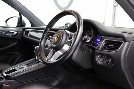 Porsche Macan GTS PDK with a High Specification and FPSH Specification