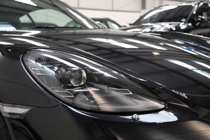 Porsche 718 Cayman S PDK with a Huge Specification 24