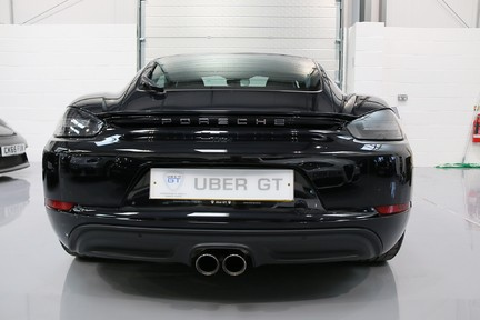 Porsche 718 Cayman S PDK with a Huge Specification 7