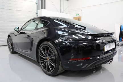 Porsche 718 Cayman S PDK with a Huge Specification 3