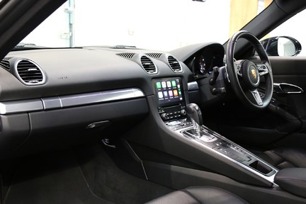 Porsche 718 Cayman S PDK with a Huge Specification 4