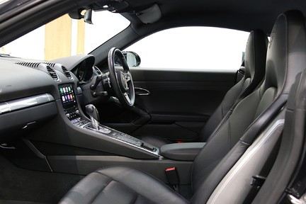 Porsche 718 Cayman S PDK with a Huge Specification 19