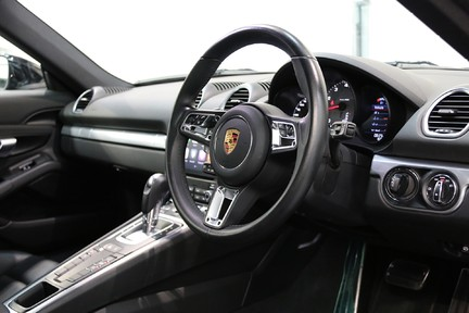 Porsche 718 Cayman S PDK with a Huge Specification 6