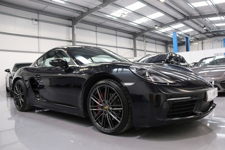 Porsche 718 Cayman S PDK with a Huge Specification Specification