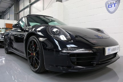 Porsche 911 Carrera 4S PDK with an Ultimate Specification 2