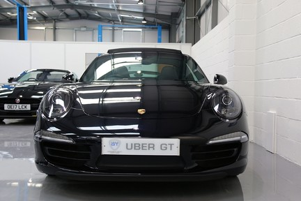Porsche 911 Carrera 4S PDK with an Ultimate Specification 7