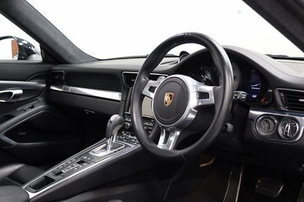 Porsche 911 Carrera 4S PDK with an Ultimate Specification 6