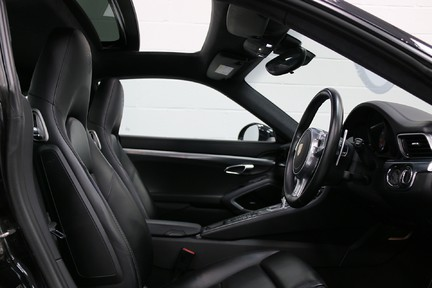 Porsche 911 Carrera 4S PDK with an Ultimate Specification 19