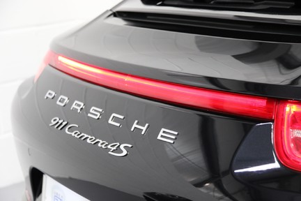 Porsche 911 Carrera 4S PDK with an Ultimate Specification 24