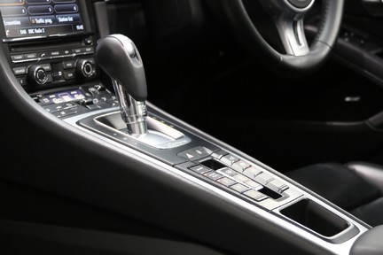 Porsche 911 Carrera 4S PDK with an Ultimate Specification 25