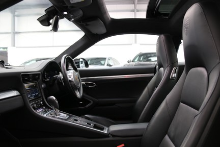 Porsche 911 Carrera 4S PDK with an Ultimate Specification 27