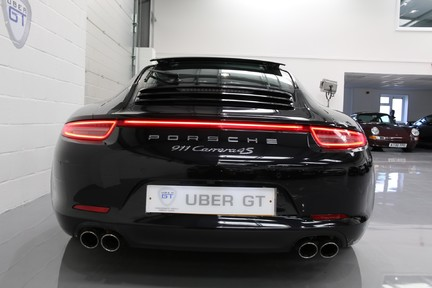 Porsche 911 Carrera 4S PDK with an Ultimate Specification 5