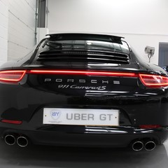 Porsche 911 Carrera 4S PDK with an Ultimate Specification 1