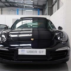 Porsche 911 Carrera 4S PDK with an Ultimate Specification 4