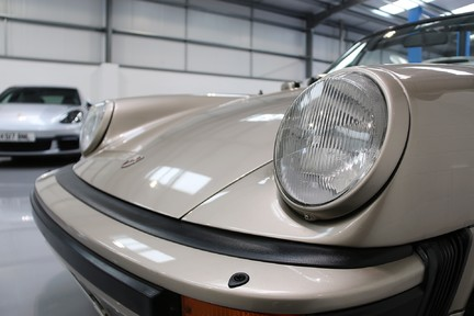 Porsche 911 SC Cabriolet - A special car with a great history 11