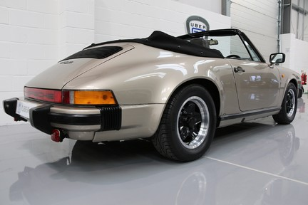 Porsche 911 SC Cabriolet - A special car with a great history 5