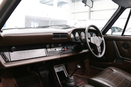 Porsche 911 SC Cabriolet - A special car with a great history 4