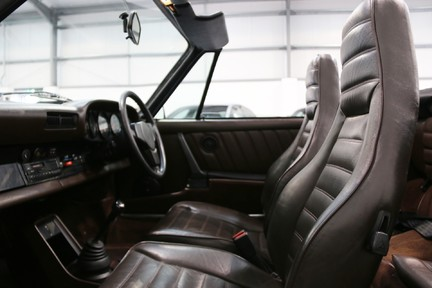 Porsche 911 SC Cabriolet - A special car with a great history 8