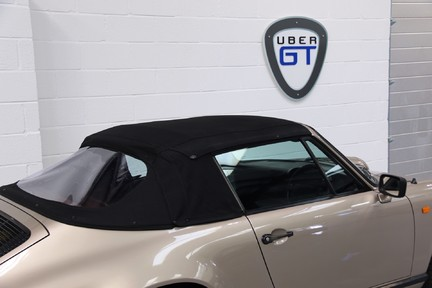 Porsche 911 SC Cabriolet - A special car with a great history 35