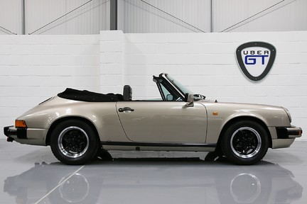 Porsche 911 SC Cabriolet - A special car with a great history 1