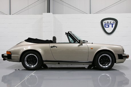 Porsche 911 SC Cabriolet - A special car with a great history
