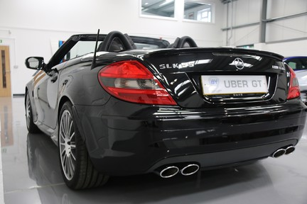 Mercedes-Benz SLK 55 AMG in Wonderful Condition with A Great Service History 3