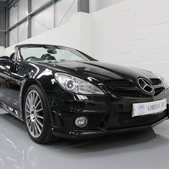 Mercedes-Benz SLK 55 AMG in Wonderful Condition with A Great Service History 4