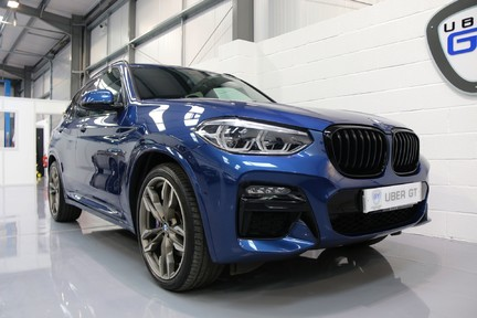 BMW X3 M40i with a Huge Specification 2