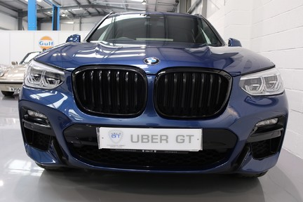 BMW X3 M40i with a Huge Specification 7