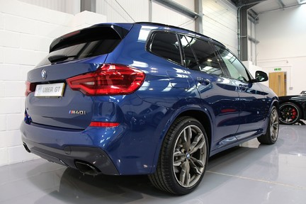 BMW X3 M40i with a Huge Specification 5