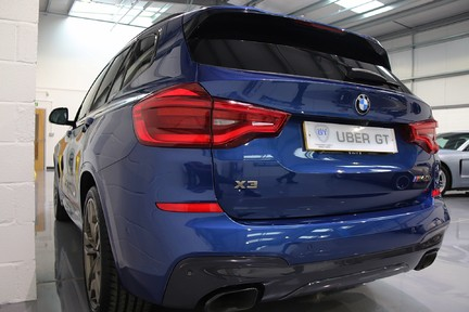 BMW X3 M40i with a Huge Specification 3