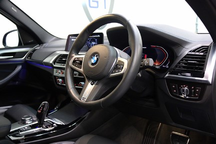 BMW X3 M40i with a Huge Specification 6