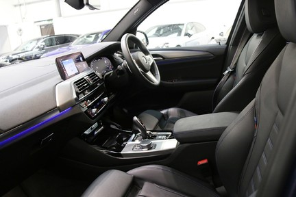 BMW X3 M40i with a Huge Specification 23