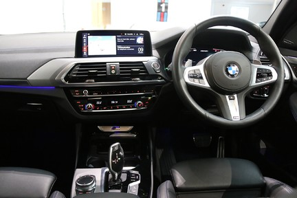 BMW X3 M40i with a Huge Specification 25