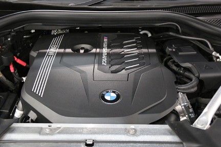 BMW X3 M40i with a Huge Specification 27