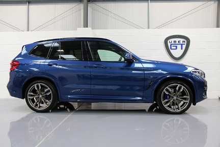 BMW X3 M40i with a Huge Specification 1