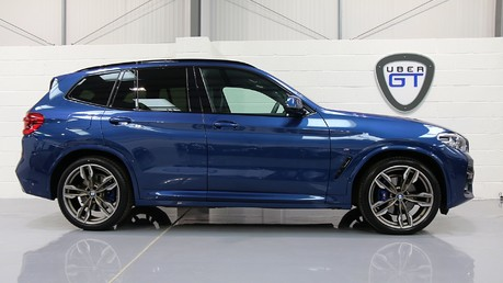BMW X3 M40i with a Huge Specification Video