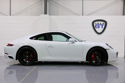Porsche 911 Carrera S PDK with an Ultimate Specification 1