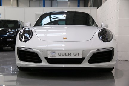 Porsche 911 Carrera S PDK with an Ultimate Specification 9