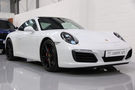 Porsche 911 Carrera S PDK with an Ultimate Specification 2